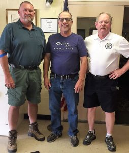 todd burke, chuck bayse, dale roberts for chuck basye ribeye steak fundraiser august 5, 2017 at harrisburg lions club 120 east sexton road, harrisburg, mo