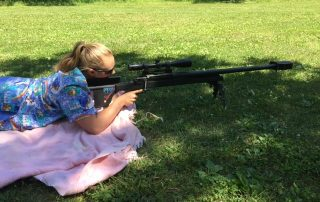 Farley shoots 50 at precision rifle class green valley with tactical specialties todd burke columbia missouri
