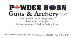 Powder Horn guns and archery columbia missouri preferred by todd burke tactical training specialites