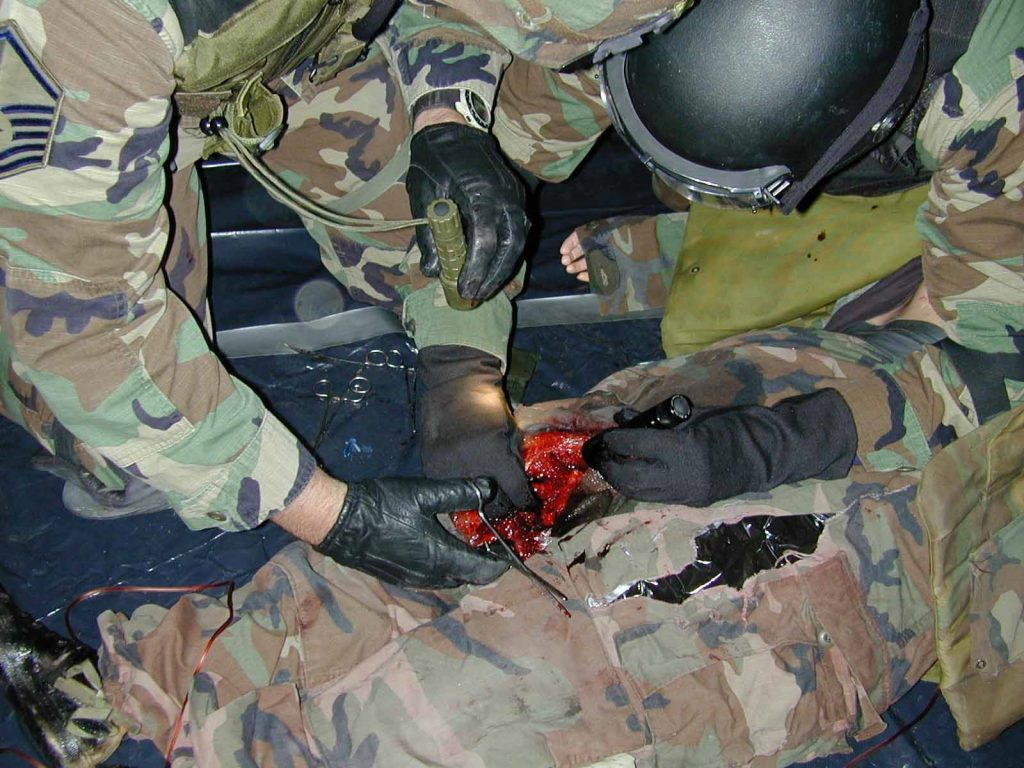 Tactical ems school tactical specialties clamp femoral artery bleeding at tactical ems school essentials for tactical medic certification paramedic emergency medical 1betcityfo Images