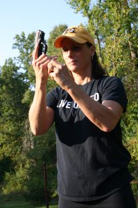 Cathy Atkins tactical reload CCW2 with Todd Burke Tactical Training Specialties Missouri